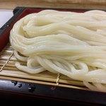 川福 - 美しすぎるご提供 麺は細麺で程よい硬さとコシがある