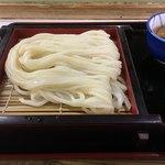 川福 - ほんのり甘さのある薄い塩分の出汁 ただ旨味が凄くあります この出汁が麺を美味しくさせる♪