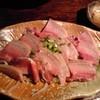 Ryuukyuuichibayachimun - 料理写真:ひーじゃー刺身