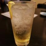 居酒屋鳥のぶ - ドリンク写真: