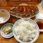 82433480 - 焼餃子定食