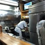 東亭 - 厨房
