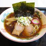 太陽の恵み - 料理写真:醤油ラーメン(700円)