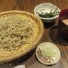 蕎麦小路 さわらび - 料理写真:ごまくるみ蕎麦