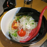 焼肉屋かねちゃん - 冷麺ハーフ_590円