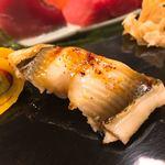 高砂寿司 - 子安の穴子。美味しっ!