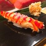 高砂寿司 - 海老