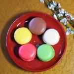 不二家 - バニラ、ショコラ、抹茶、レモン、あまおう苺の味