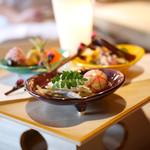 くろぎ - 料理写真:八寸