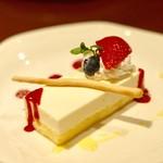 アンジェロ - しっとりチーズケーキ