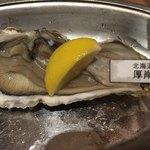 82439198 - 厚岸産 生牡蠣 600円