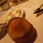 オーベルジュ ド プリマヴェーラ - パン:パンもあったかくて、中がふわふわで美味しかった♪