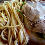 豚菜館 - 麺とチャーシュー