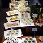 京 French Grill&Buffet 先斗町 HIGUCHI - DINNER BUFFET 2,800円