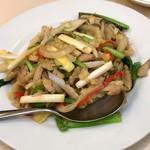 生香園 - 野菜炒め