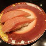 回し寿司 活 - トロ