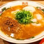 82445950 - 肉味噌らーめん(味玉トッピング)