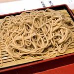 十割蕎麦 千花庵 - 天ぷら定食