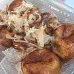 たこ焼きのタモリ - 料理写真: