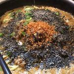 そばじん - 黒胡麻坦々麺   890円