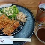 がんち - ヒレカツ定食