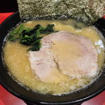濱家 - 豚骨醤油ラーメン