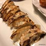 浜木綿 - 料理写真:餃子ニンニクあり