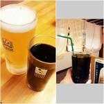 82451430 - ソフトドリンク飲み放題(ホットコーヒー/アイスコーヒー)400円