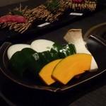 焼肉 武田や - ◆焼き野菜。