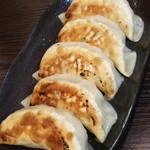 三国の宴 - 焼き餃子