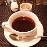 82453469 - 食後のコーヒー