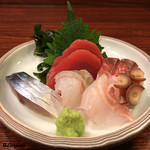 魚菜 - 造り盛込み