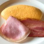 カフェ ベラヴィスタ - 料理写真:オムレツ