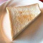 カフェ ベラヴィスタ - お子様セットのトースト
