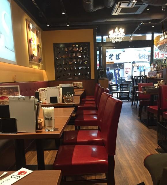 Asian Dining & Bar SAPANA 水道橋店