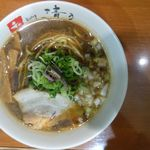 清乃 - 煮干しブラック