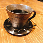 BLUESTAR CAFE - ドリンク写真:ホットコーヒー