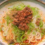 麺や すずらん亭 - 汁なし担担麺