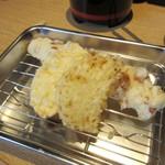 天ぷら さいとう 博多 - 順次提供式