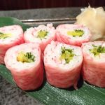 82466140 - 和牛トロタク寿司