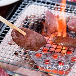 文田商店 - 美味しさが違うから、お肉は全席七輪による炭火で焼いています