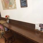 イロドリ - 可愛いカウンター席
