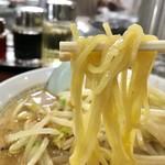 82468932 - 中太麺                       麺類共通で使用されています