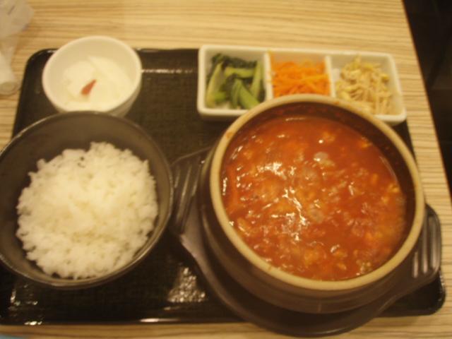 東京純豆腐 札幌パセオ店
