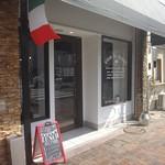 まちのイタリアン ワイン酒場 con le mani - 入口