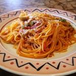 レストラン サカミティー - スパゲッティ ナポリタン