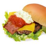 the 3rd Burger - ベーコンチーズバーガー