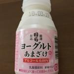 篠崎酒造 - ドリンク写真:ヨーグルト甘酒 298円