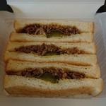 駅弁屋 - 仙台牛サンドイッチ