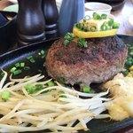 CALIFORNIA DINING THUNDER STEAK&HAMBURGER -